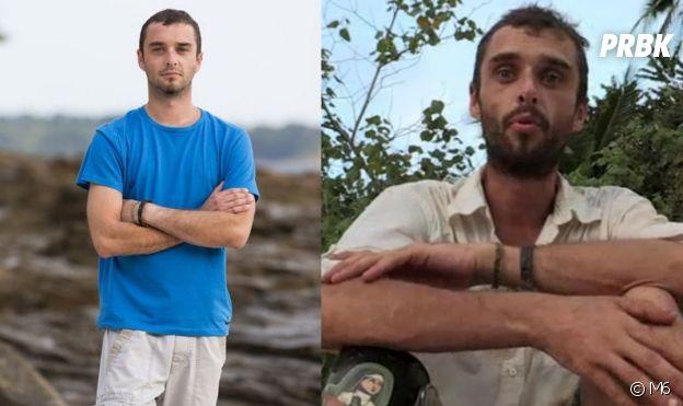 The Island 3 avant-après : Thibaud avec le visage aminci et quelques kilos en moins !