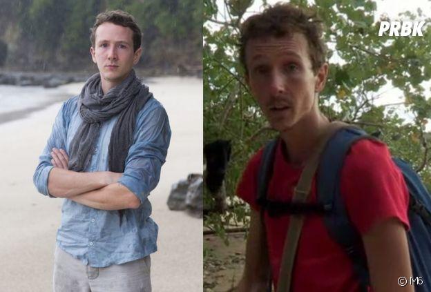 The Island 3 avant-après : Martin avec le visage aminci et quelques kilos en moins !