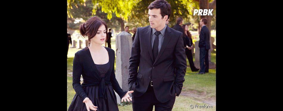 Pretty Little Liars saison 7 : Aria et Ezra vont-ils se marier ?