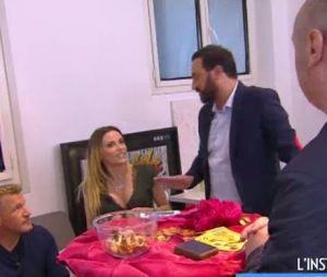 Capucine Anav de nouveau en couple. Avec son ex, Louis Sarkozy ou Alain-Fabien Delon ? Cyril Hanouna mène l'enquête dans TPMP