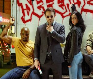 Daredevil, Jessica Jones, Luke Cage... Netflix va passer à l'offensive en 2018
