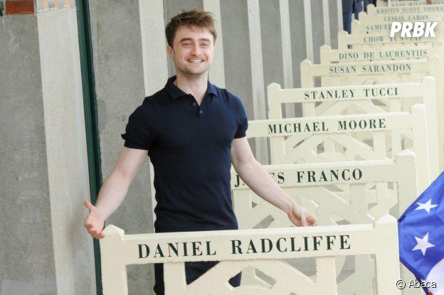 Daniel Radcliffe n'a pas son Bac