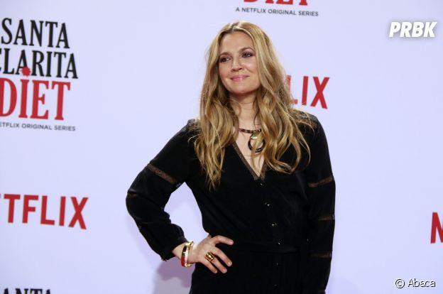 Drew Barrymore n'a pas son Bac