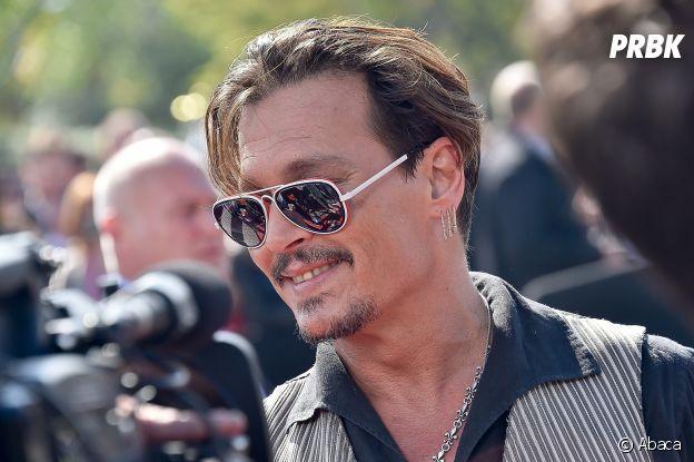 Johnny Depp n'a pas son Bac