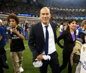 Zinedine Zidane n'a pas son Bac