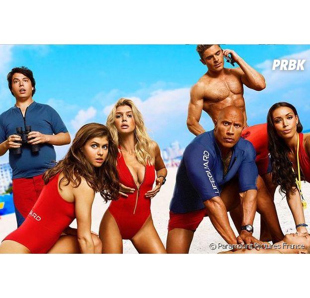 Baywatch - Alerte à Malibu au cinéma dès le 21 juin.