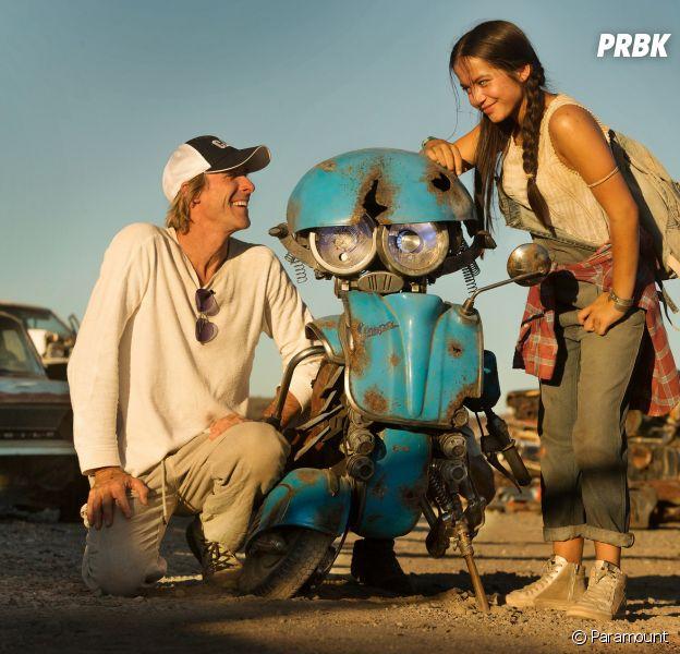 Transformers - The Last Knight : Voici Squeeks, le BB-8 de Transformers qui va vous faire craquer