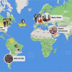 Snapchat : la géolocalisation est dispo et ça fait polémique sur Twitter