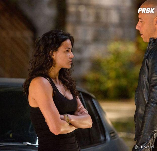 Vin Diesel et Michelle Rodriguez.