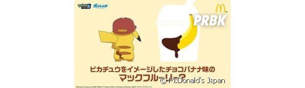McDonalds : bientôt de nouveaux McFlurry Pokemon ?