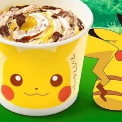 McDonald's s'inspire des Pokemon pour des McFlurry aux goûts improbables