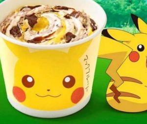 McDonalds : les McFlurry Pokemon aux goûts improbables débarquent au Japon