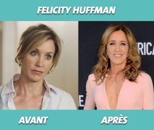 Desperate Housewives : Felicity Huffman avant et après la série