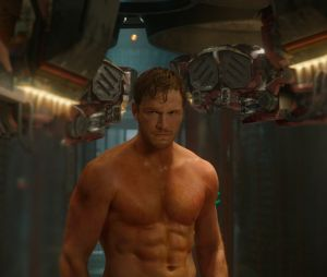 Chris Pratt après sa transformation