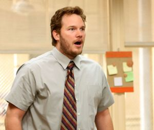 Chris Pratt avant sa transformation