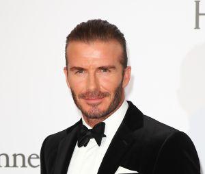 David Beckham après sa trasformation