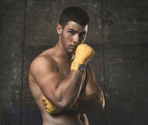 Nick Jonas après sa transformation
