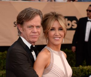 Felicity Huffman (Desperate Housewives) et son mari William H. Macy