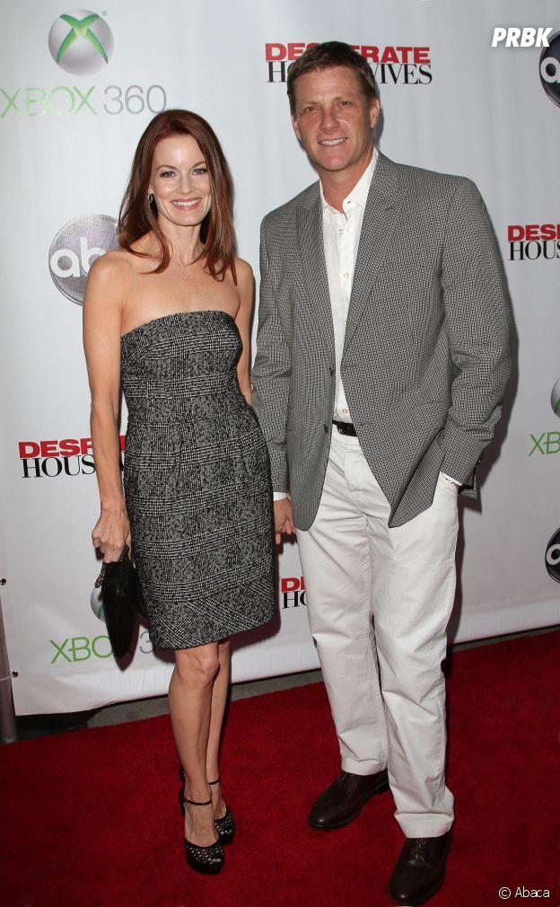 Doug Savant (Desperate Housewives) et Laura Leighton
