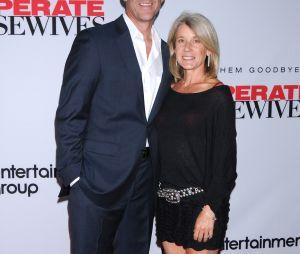 James Denton (Desperate Housewives) et sa femme Erin O'Brien
