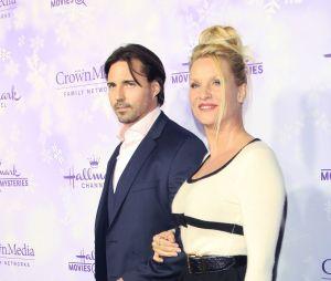 Nicollette Sheridan (Desperate Housewives) et son époux Aaron Phypers