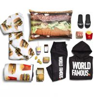 McDonald's : qui est chaud pour se faire offrir des vêtements avec sa commande en livraison ?