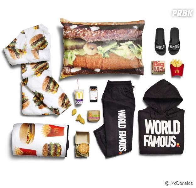 McDonalds : la collection McDelivery bientôt dispo