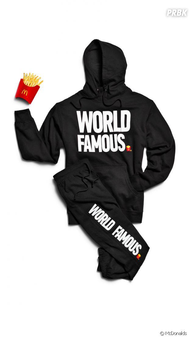 McDonalds : L'ensemble World Famous