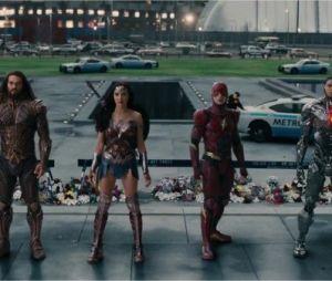 La bande-annonce de Justice League