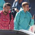 """Justin Bieber a-t-il annulé sa tournée pour """"dédier sa vie au Christ"""" ? Il est très proche du pasteur Carl Lentz de Hillsong Church, l'église très controversée."""