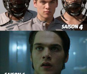 Teen Wolf : Dylan Sprayberry à son arrivée dans la série et aujourd'hui