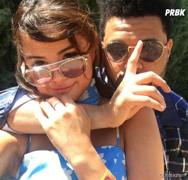 """Selena Gomez en couple avec The Weeknd : """"Il est comme mon meilleur ami"""""""