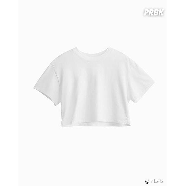 Justin Bieber lance une collection de tee-shirts blancs !