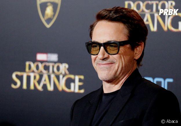 Top 10 acteurs les mieux payés en 2017 : Robert Downey Jr