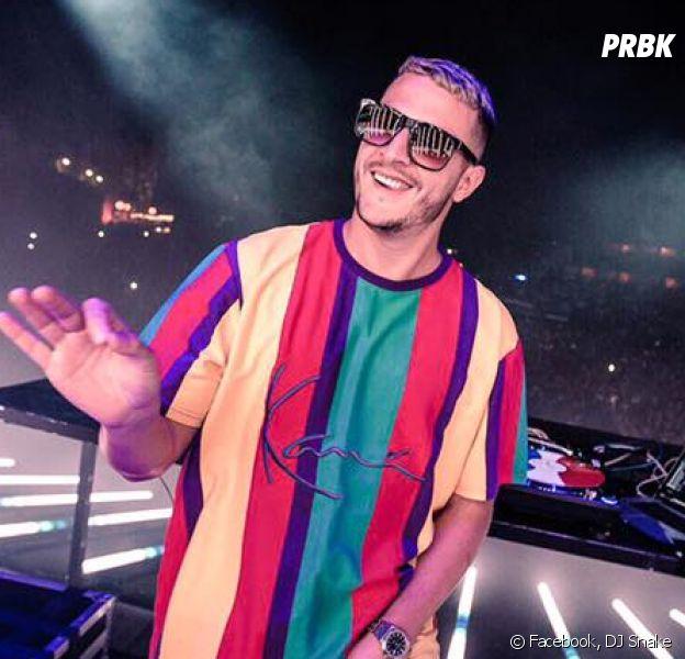 DJ Snake sur l'Arc de Triomphe : un show explosif pour dévoiler son nouveau single avec Ed Sheeran