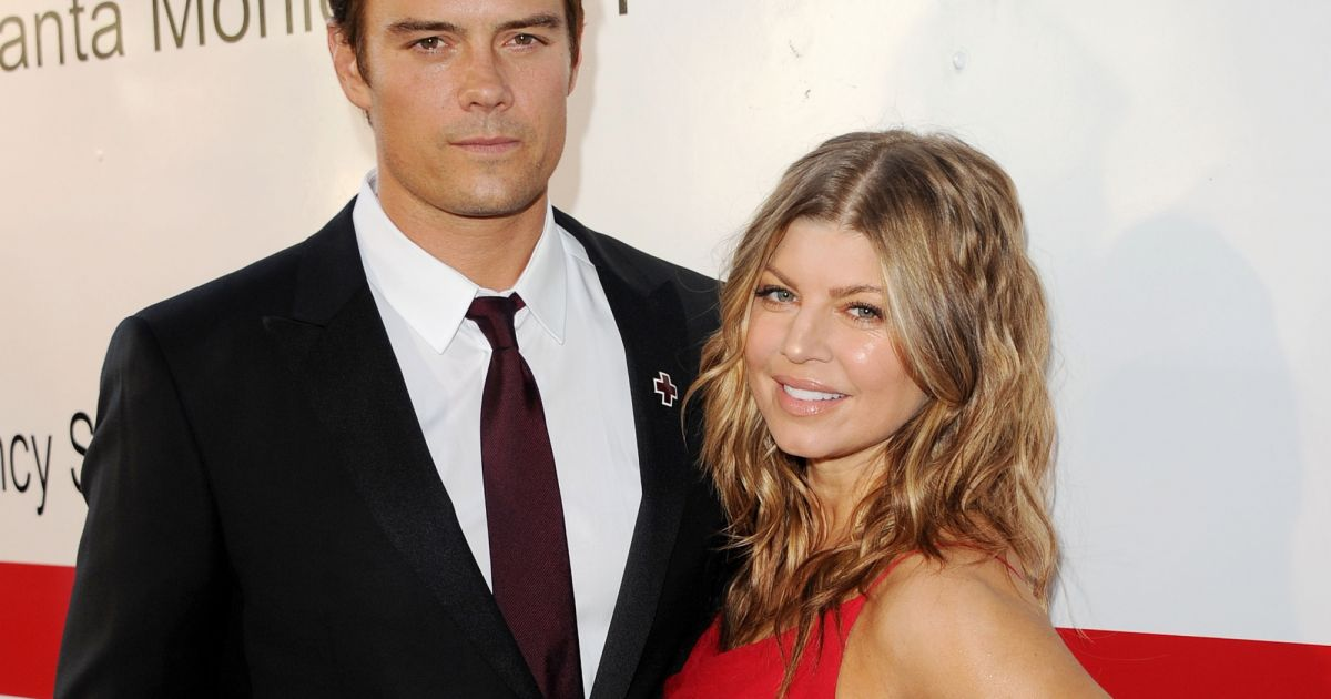 Josh duhamel and fergie divorce