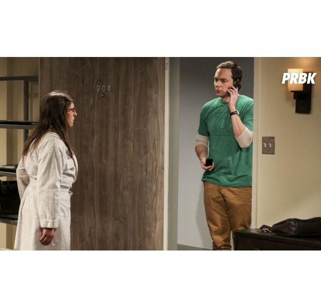 The Big Bang Theory saison 11 : Amy va-t-elle dire 'non' ? C'est possible...