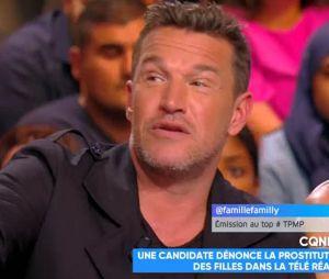 Benjamin Castaldi balance sur la prostitution dans la tv-réalité