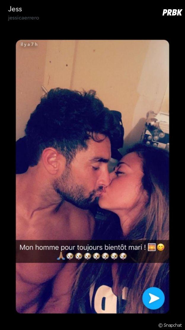 Jessy (Les Marseillais VS Le reste du monde) bientôt mariée à Valentin ?