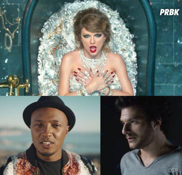 Soprano, Amir, Taylor Swift... : tous les nommés aux MTV EMA 2017