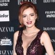Bella Thorne se bat contre l'acné