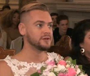 Jeremstar se marie avec lui-même : découvrez les images de son mariage WTF !