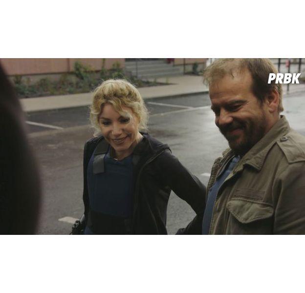 """Plus belle la vie : Boher bientôt en couple avec Ariane ? """"Un avenir est possible"""""""