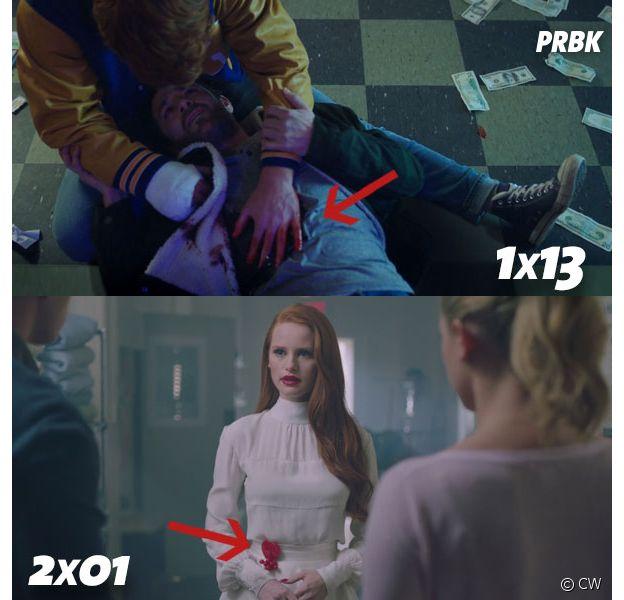 Riverdalse saison 2 : Cheryl est-elle liée à Fred ?