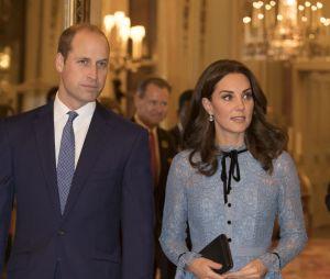 Kate Middleton enceinte : de retour avec le Prince William pour un événement