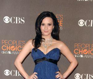 Demi Lovato très mince en 2010