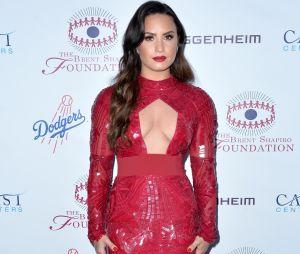 Demi Lovato épanouie en 2017