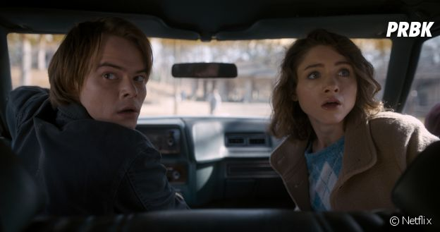 Stranger Things saison 2 : un rapprochement à venir pour Jonathan et Nancy