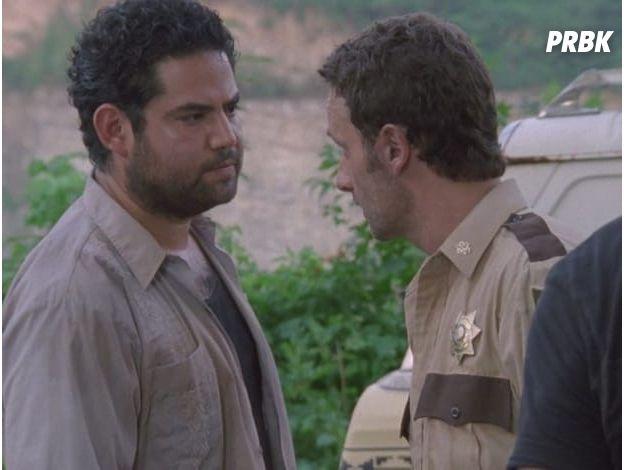 The Walking Dead saison 8  : Morales est de retour