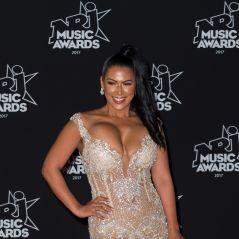 Ayem Nour aux NMA 2017 : sa robe à la Beyonce trop vulgaire ? Les internautes se moquent